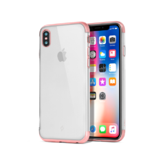 0002 2PNS139RA ChromeClear iPhoneX RoseGold