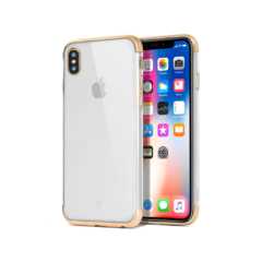 0003 2PNS139AS ChromeClear iPhoneX Gold 1