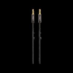 2AK01 ttec 3 5 mm Stereo Premium Ses Kablosu 1m Siyah 1
