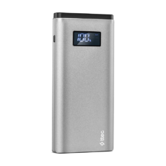 2BB145UG ttec alumislim qc quickcharge 3 tasinabilir sarj aleti powerbank uzay grisi 2