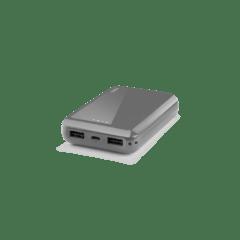 2BB174GR ttec recharger s 10000 mah powerbank gri 1