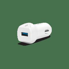2CKQC01K ttec speedcharger quickcharge 3 arac ici sarj aleti beyaz 1