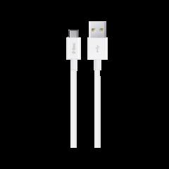 2DK12B ttec typec usb sarj data kablosu beyaz 2