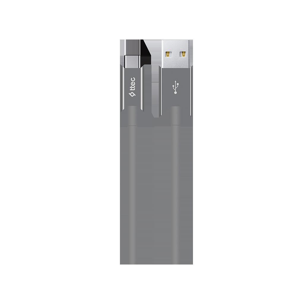 2DK12GR-ttec-typec-usb-sarj-data-kablosu-gri-1.png