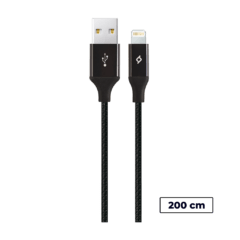 2DK19S ttec alumicable xl sarj data kablosu siyah