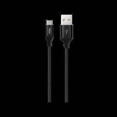 2DK23S AlumiCable XL 200 cm Type C Sarj Data Kablosu 1