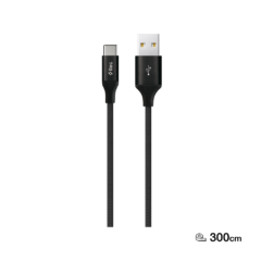 2DK24 AlumiCable XXL 300 cm Type C Sarj Data Kablosu 4