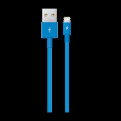 2DK7508M ttec lightning usb sarj data kablosu mavi 1