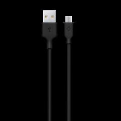 2DK7530S ttec micro usb sarj senkronizasyon kablosu siyah 1