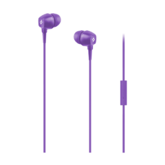 2KMM13MR ttec pop kablolu mikrofonlu kulaklik mor