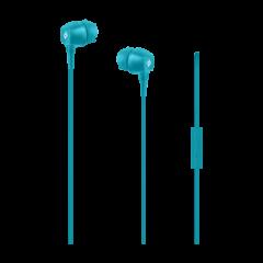 2KMM13TZ ttec pop kablolu mikrofonlu kulaklik turkuaz