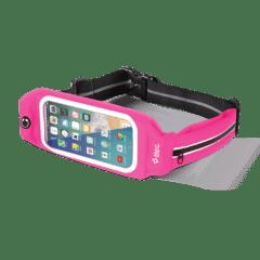 2PNS123P ttec easyfit belt telefon tutucu bel cantasi pembe