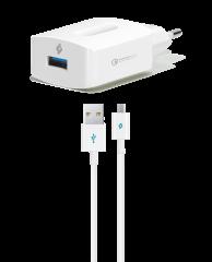 2SCQ01M SpeedChargerQC3 Micro USB